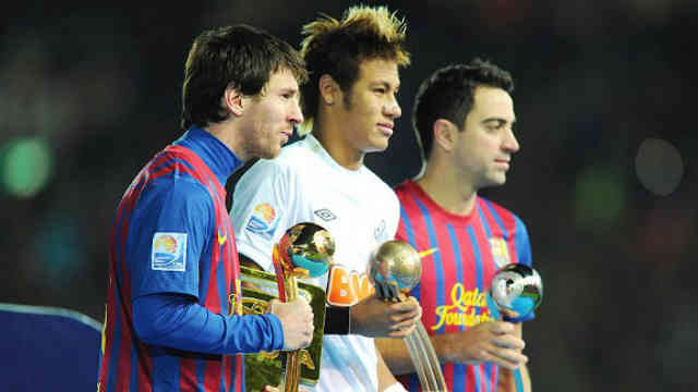 Neymar cannot wait to play along side with Messi as it is honour for the young Brazilian