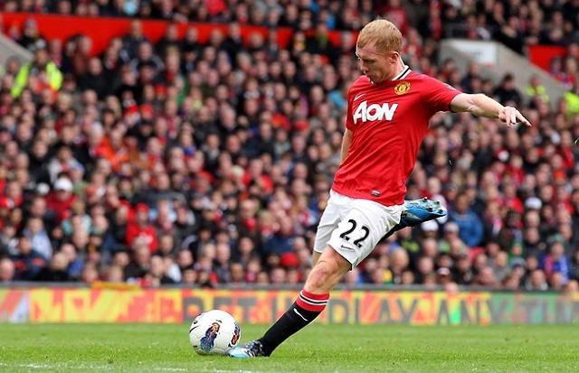 Paul Scholes is one of the most admired footballers of his generation.