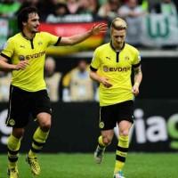 VfL Wolfsburg 3 : 3 Borussia Dortmund Highlights
