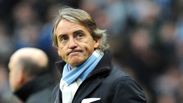 Roberto Mancini sacked by Manchester City after a season of disappointment