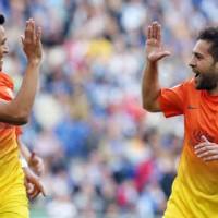 Espanyol 0 : 2 Barcelona Highlights