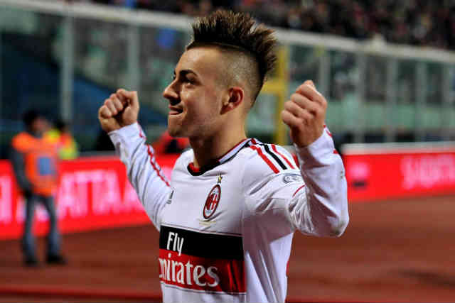 Stephan el Shaarawy has found favour with Manchester City but would AC Milan release him?
