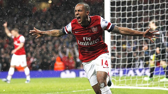 Theo Walcott hailed his goal against Wigan as one of the most important of his career taking Arsenal nearer to a fourth-place finish in the English Premier League