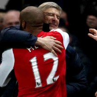 Thierry Henry does not see Wenger go