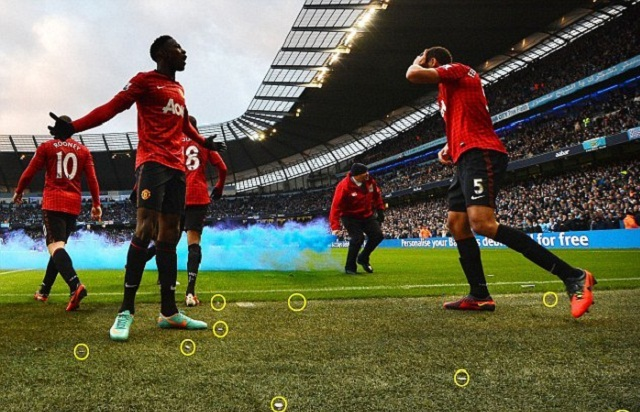 Ya, Manchester United already sealed the EPL title. But, did you know that The Red Devils only needed two months to kick Manchester City from the Race