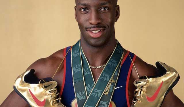 Michael Johnson an incredible athlete