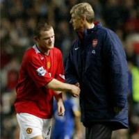 Arsene Wenger interested in Wayne Rooney?