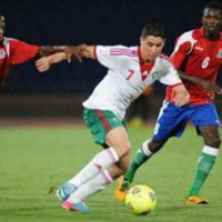 Morocco 2 : 0 Gambia World Cup Qualifier Highlights