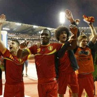 Belgium 2 : 1 Serbia World Cup Qualifiers Highlihts