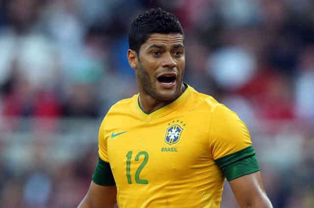 Chelsea will be after Hulk as their second option