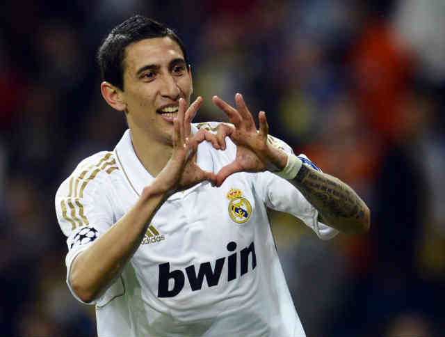 Di Maria could be joining Manchester City very soon