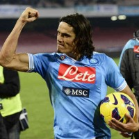 Edinson Cavani has made his choice!