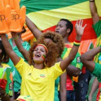 Ethiopia 2 : 1 South African World Cup Qualifier Highlights