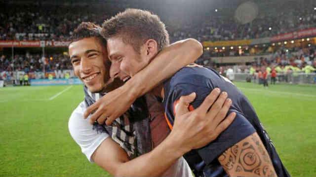 Giroud wanting his old team mate in Premier League