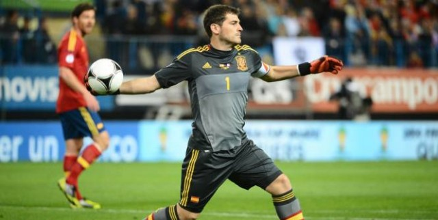 Iker Casillas has spoken for the first time on the decision of Jose Mourinho at Real Madrid to prefer Diego Lopez to him.