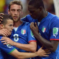 Italy win their match go straight to the semi-finals
