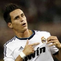 Jose Maria Callejon could be tempted to leave Madrid go to Napoli