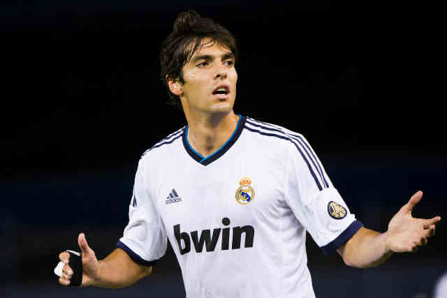 Kaka will not be going back to the San Siro, AC Milan as he is too old