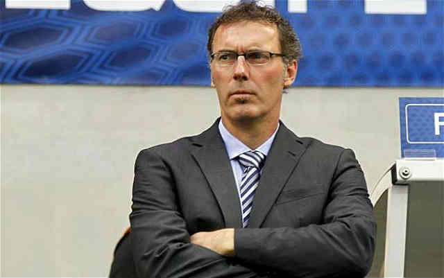Laurent Blanc is named the new PSG manager
