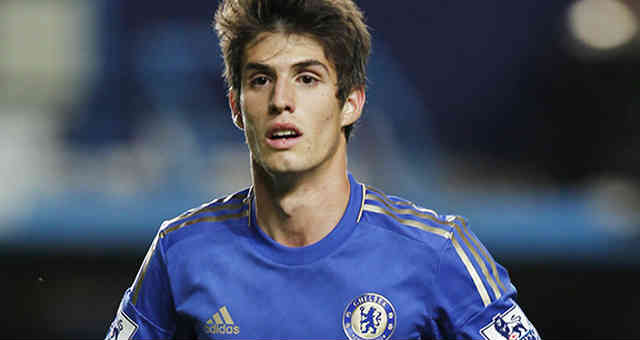 Lucas Piazon is back to Chelsea is hoping to have favour from Mourinho