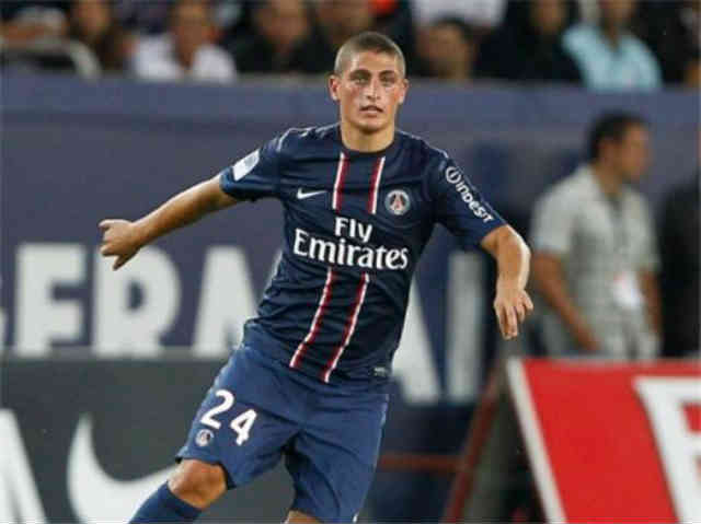 Marco Veratti loves PSG and believes that he will continue to get better