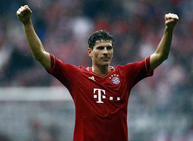 Mario Gomez has agreed that he will go to Fiorentina