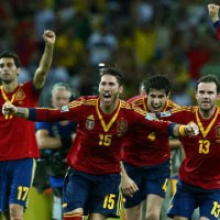 Spain 0 : 0 Italy Confederation Cup Semi-Finals Highlight