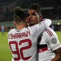 Stephan El Shaarawy and Kevin Prince Boateng have found favour with AS Monaco