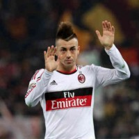 Stephan El Shaarawy has found favour with the French top team
