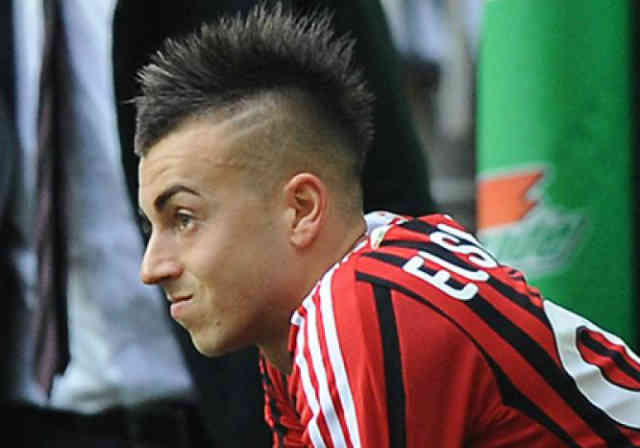 Stephan El Shaarawy was flattered that Manchester City want him but wants to remain in Milan