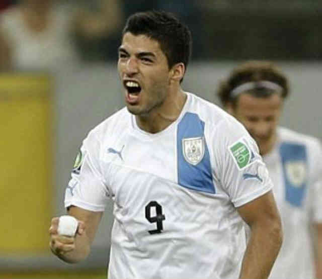 Suarez has not hidden his emotion of going to Real Madrid