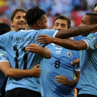 Uruguay 8 : 0 Tahiti Confederation Cup Highlights