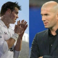 Zidane is waiting for Gareth Bale to sign!