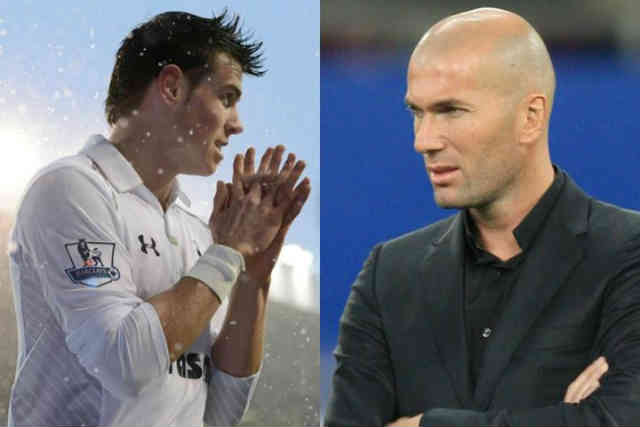 Zidane believes that Gareth Bale will not fail Real Madrid if they sign him