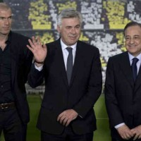 Ancelotti confirms the position of assistant who is Zidane