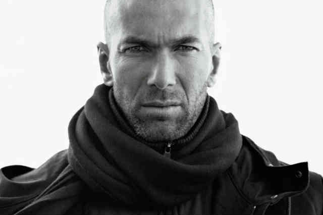 Zidane has chosen his position with Real Madrid
