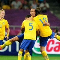 Sweden 2 : 0 Faroe Islands World Cup Qualifier Highlights