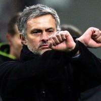 Jose Mourinho; He's back….