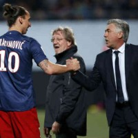 Ancelotti does not want Ibrahimovic