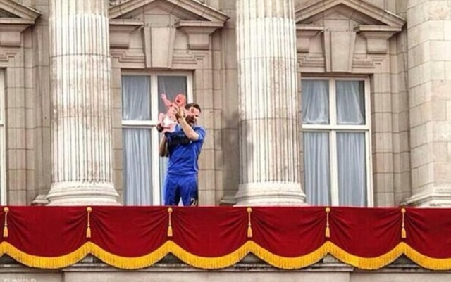 Another trophy lifted by John Terry, but could the Chelsea captain be Baby Royal's real dad?