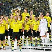 Borussia Dortmund 4 : 2 Bayern Munich German Super Cup Highlights