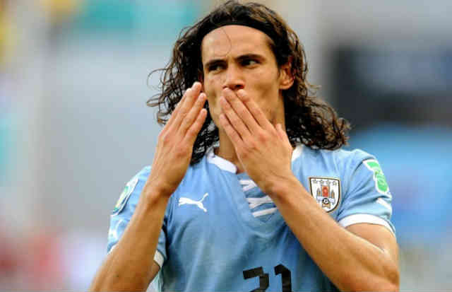 Cavani will sign a five year contract with Paris St. Germain