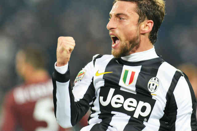 Claudio Marchisio has been looked upon by Manchester United and will have to make decision whether to join