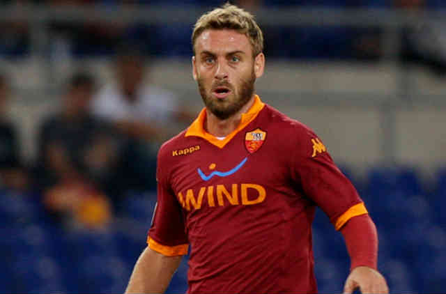De Rossi could be joining Chelsea soon