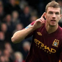 "Manchester City: ""Edin Dzeko is going no where"""
