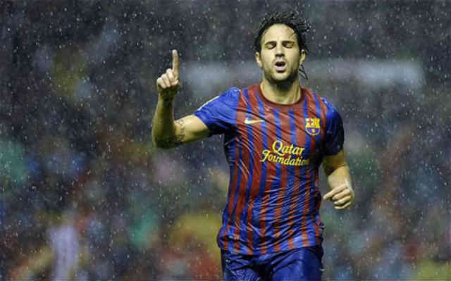 Fabergas is not happy in FC Barcelona and Arsenal could be making the chance to bring him back
