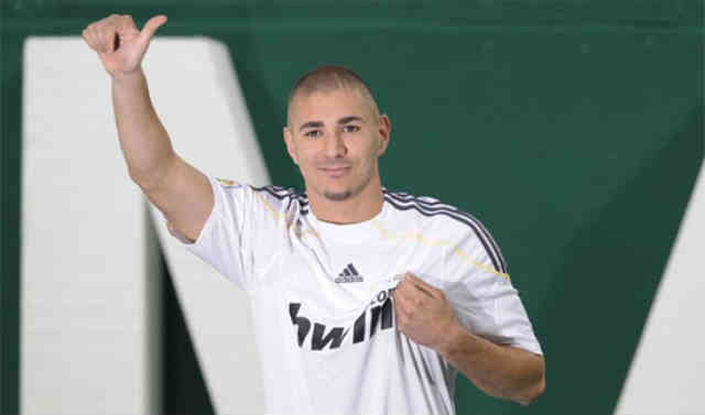 Florentino Perez believes that Karim Benzema will continue to grow with his team Real Madrid