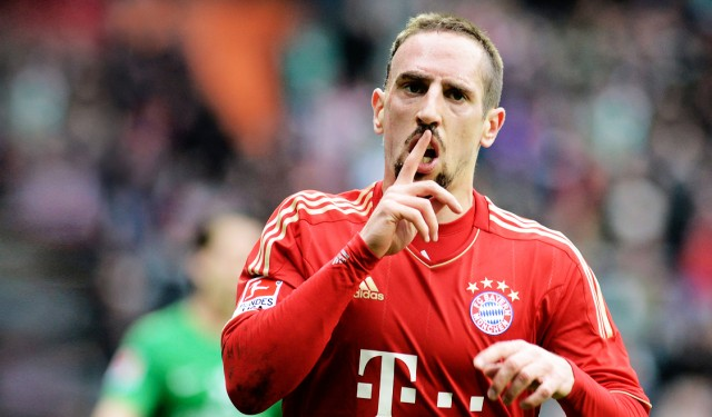 Frank Ribery has been decisive for Bayern Munich this season and has won the Champions League, the Bundesliga and the German Cup which makes him a huge favourite to win the award of the best European player
