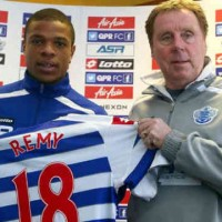 Harry Redknapp wants to keep Remy