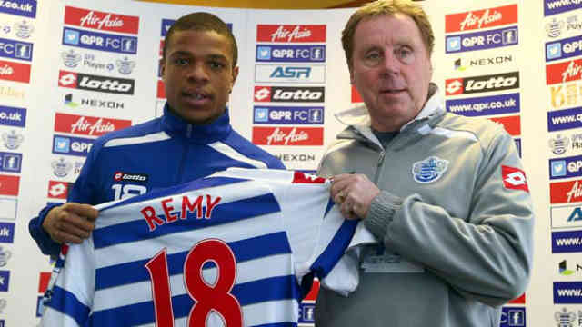 Harry Redknapp wants to keep Remy in Queens Park Rangers